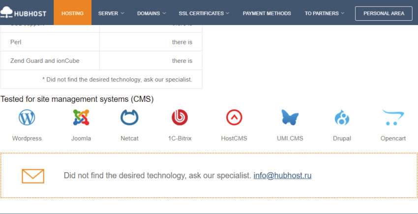 HUBHOST