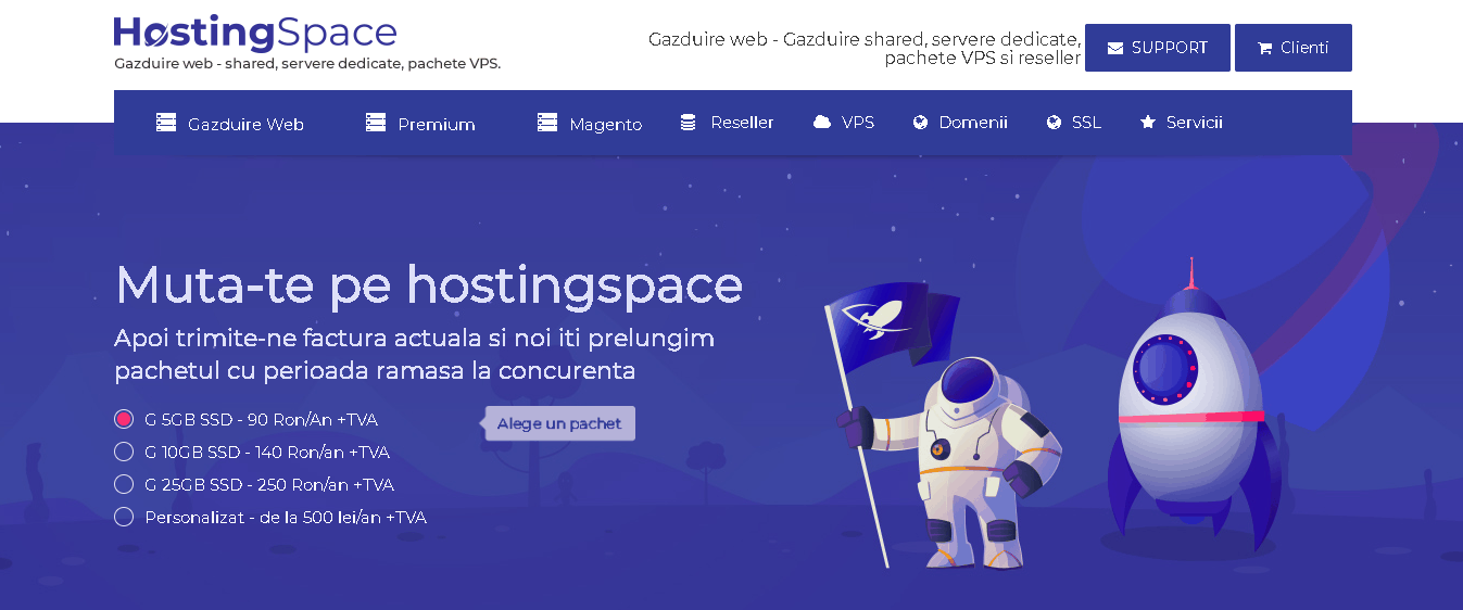 hostingspaceru main