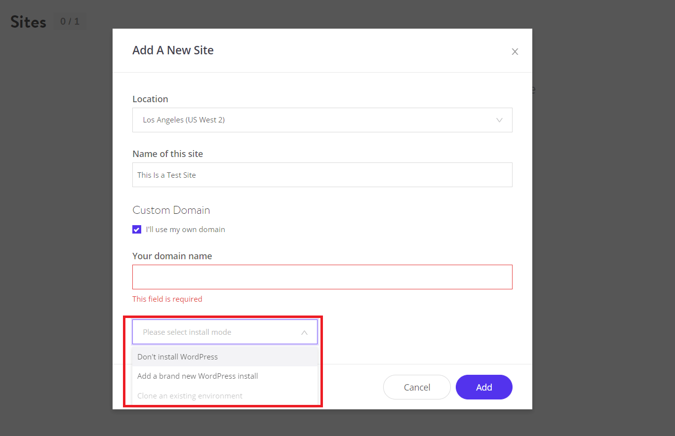how to connect kinsta 3