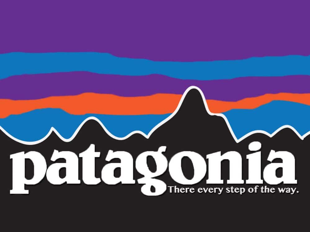 Clothing logo - patagonia