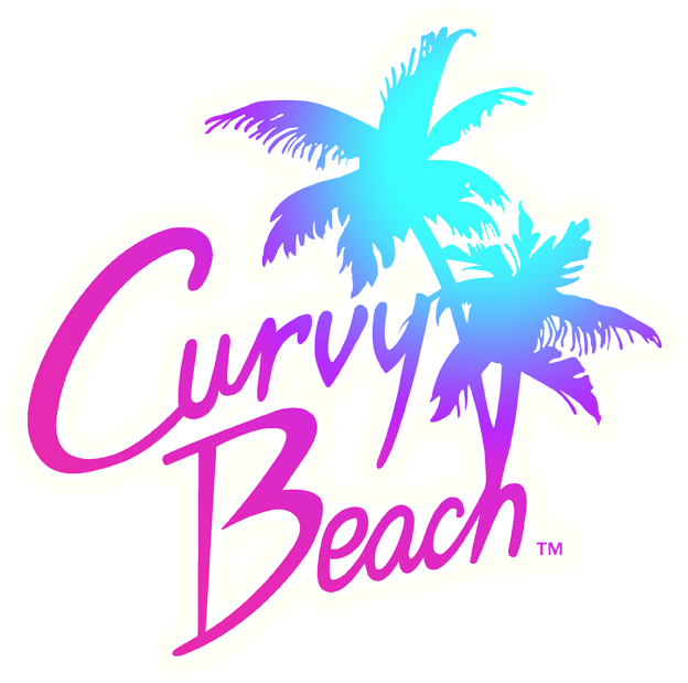 Clothing logo - Curvy Beach