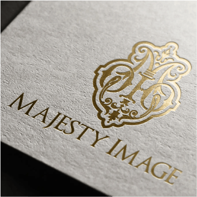 Clothing logo - Majesty Image
