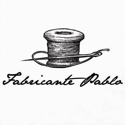 Clothing logo - Fabricante Pablo