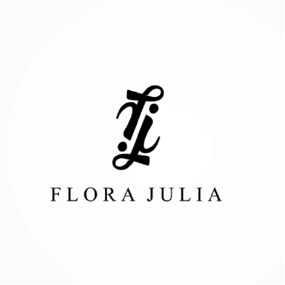 Clothing logo - Flora Julia