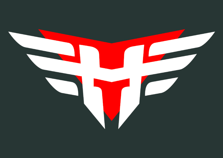Gaming team logo - Heroic