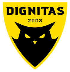 Gaming team logo - Dignitas