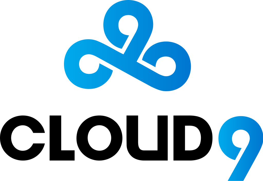 Gaming team logo - Cloud 9