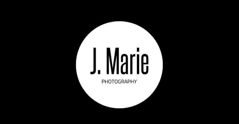 Sample photography logo, classic style - made with Looka