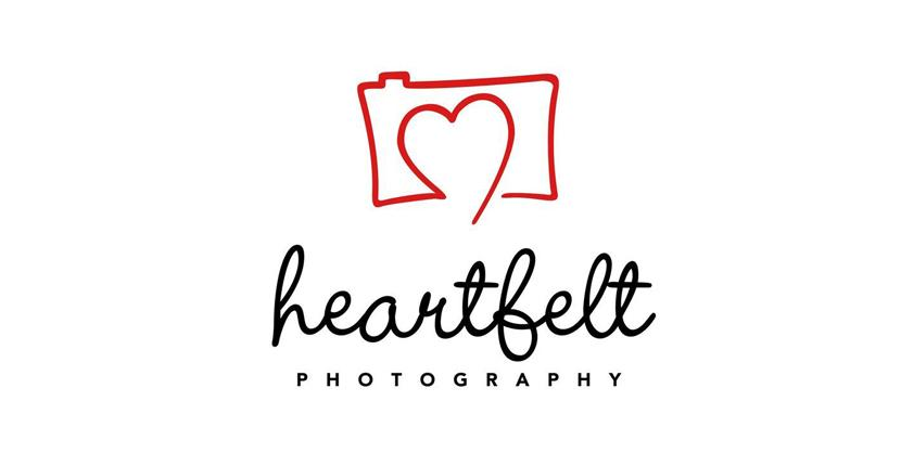 Photography logo - Heartfelt Photography