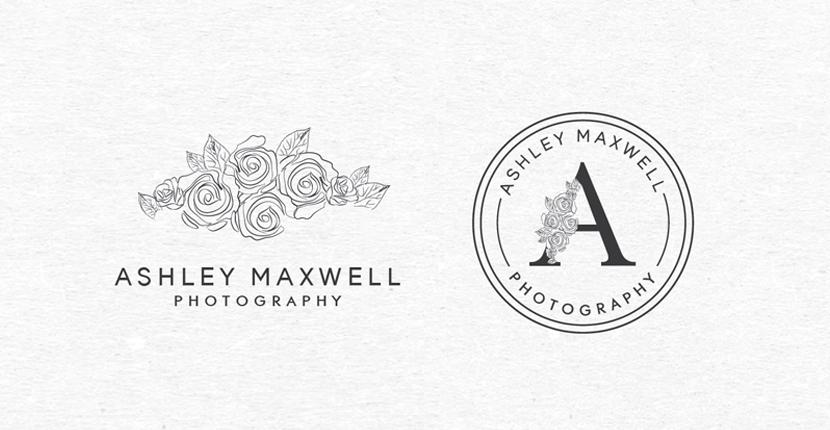 Photography logo - Ashley Maxwell Photography