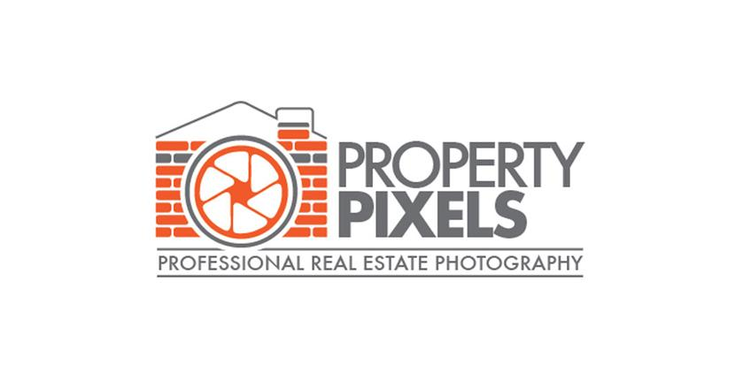 Photography logo - Property Pixels