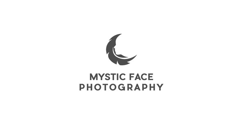 Photography logo - Mystic Face Photography