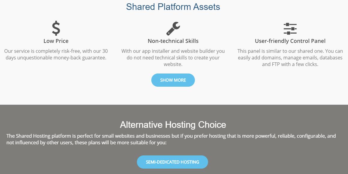 AB webhost