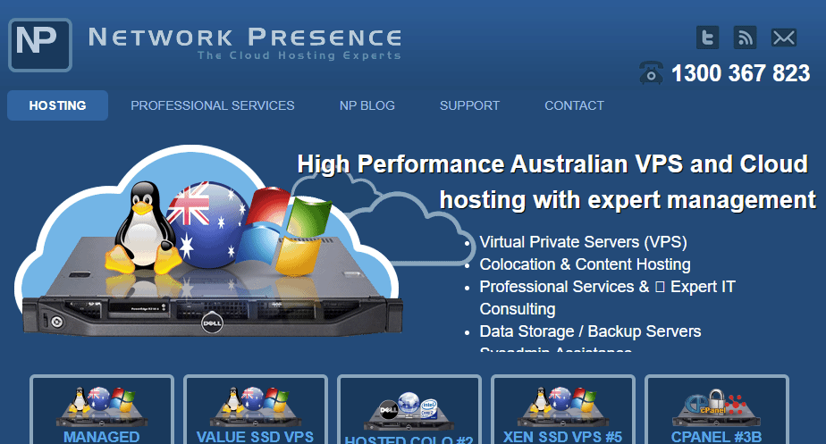 Network Presence