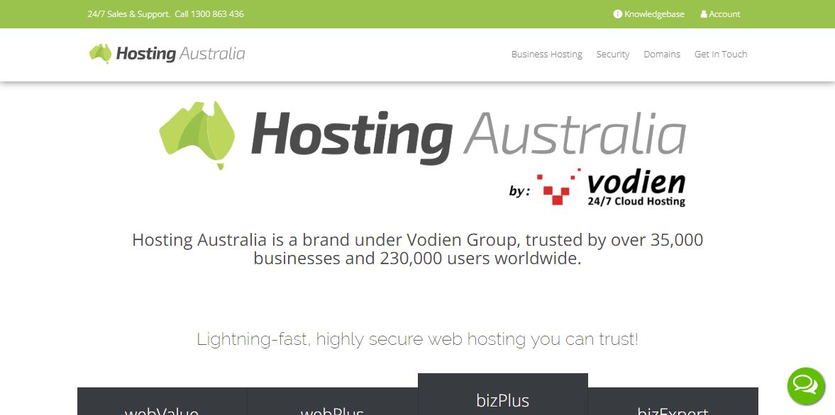 Hosting Australia