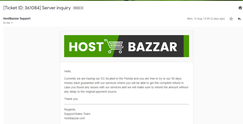 Host Bazzar