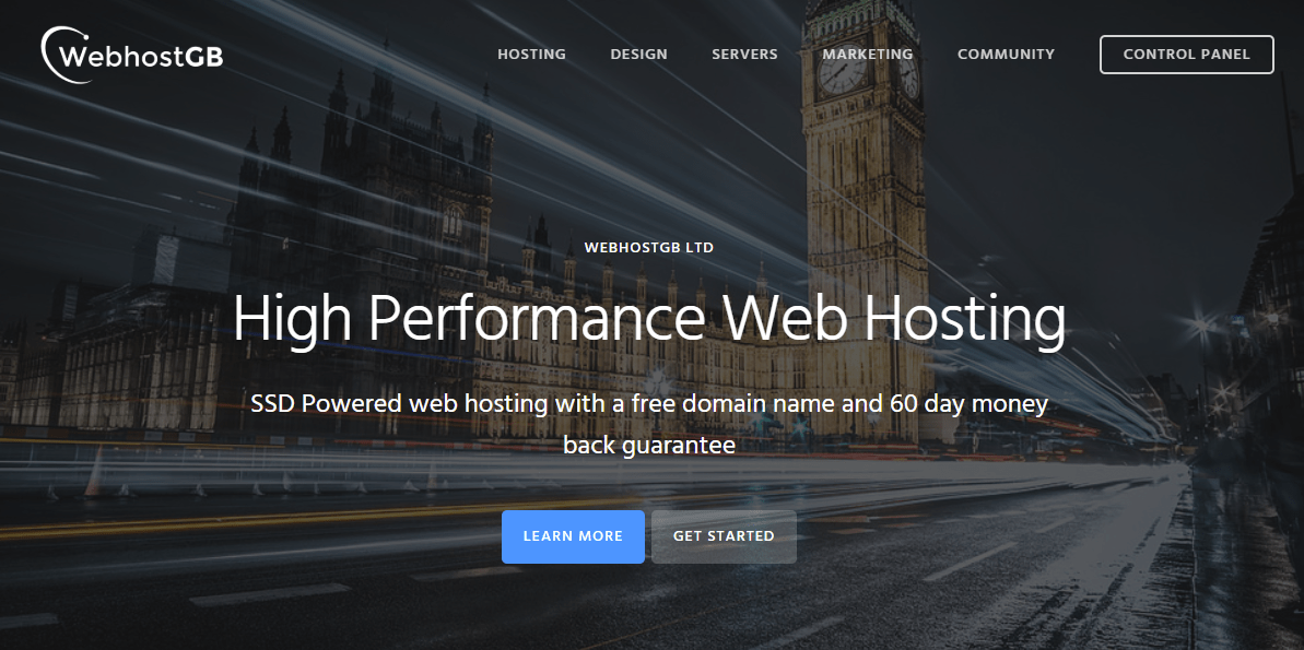 WebHostGB