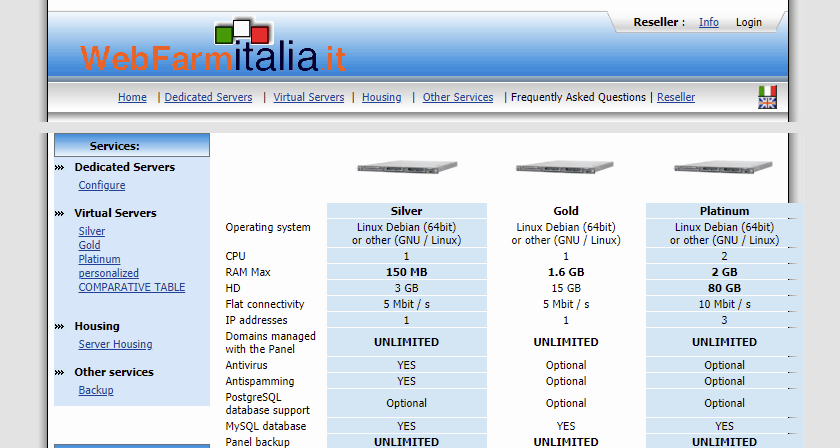 Web Farm Italia