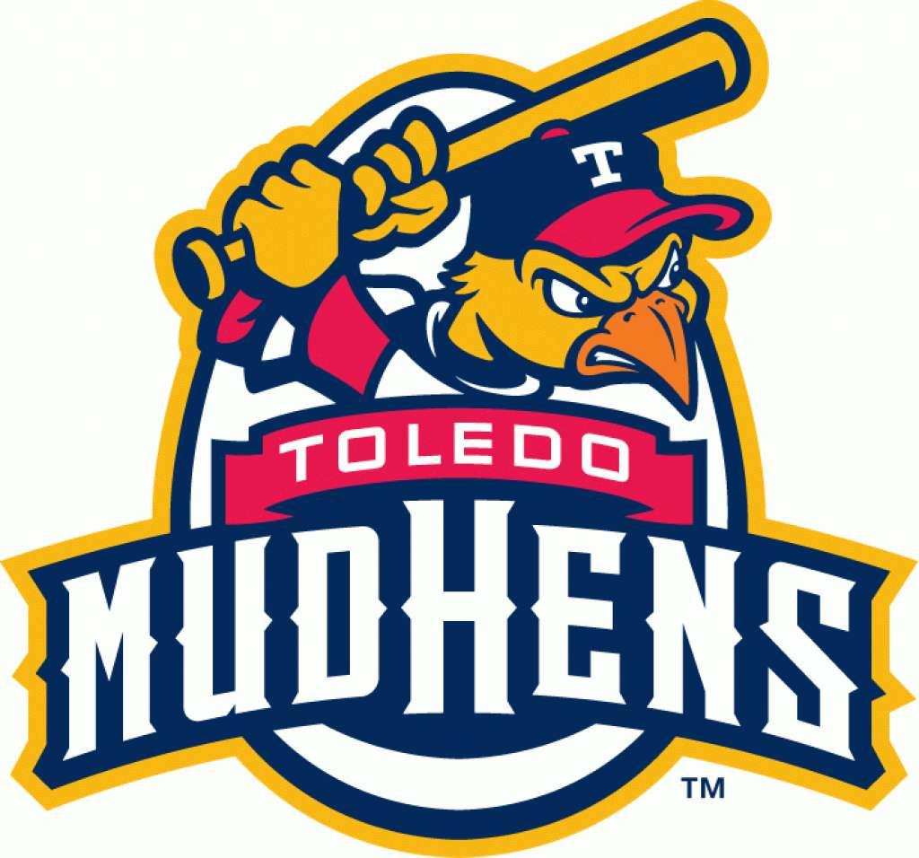 Baseball logo - Toledo Mud Hens