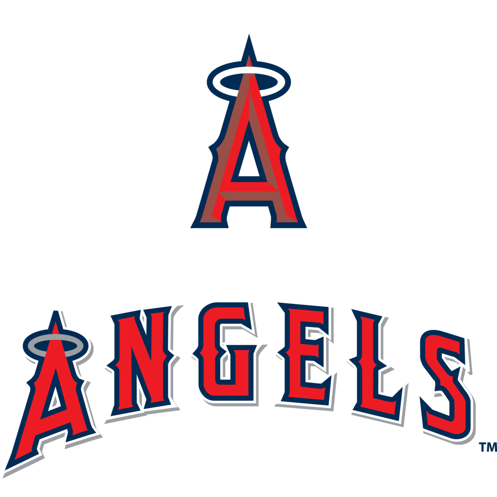Baseball logo - Angels