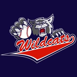 Baseball logo - Wildcats