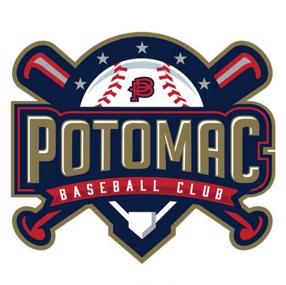 Baseball logo - Potomac Baseball Club