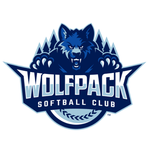 Baseball logo - Wolfpack Softball Club