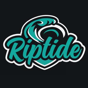 Baseball logo - Riptide