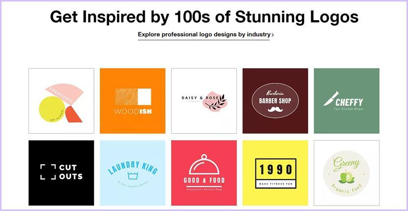 Wix Logo Maker - logo inspiration