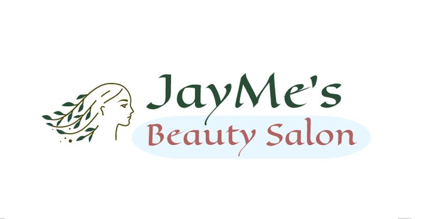 Beauty salon logo, earthy style - created with Wix Logo Maker