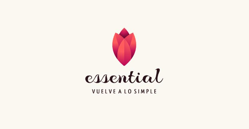 Beauty salon logo - Essential