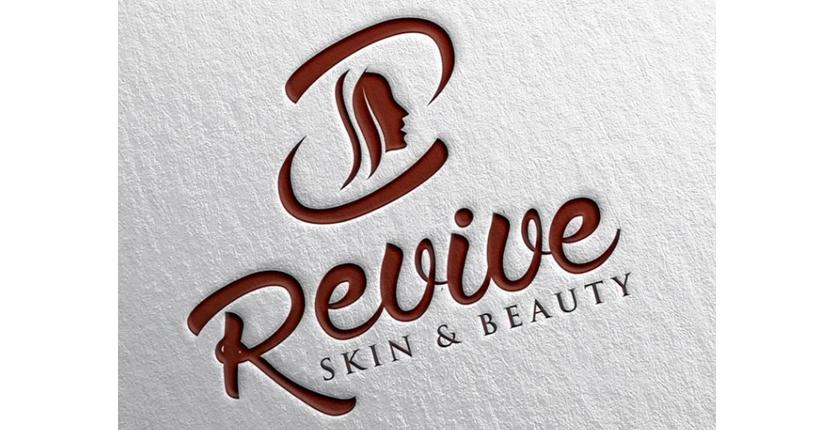 Beauty salon logo - Revive Skin & Beauty