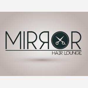 Beauty salon logo - Mirror Hair Lounge