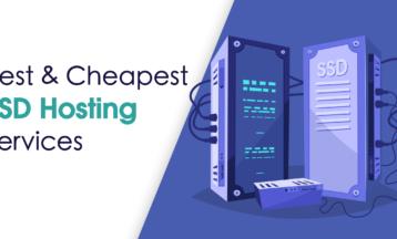 5 mejores hosting web SSD: los más rápidos y baratos 2021 UPDATE