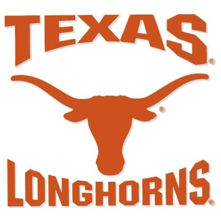 Football team logo - Texas Longhorns