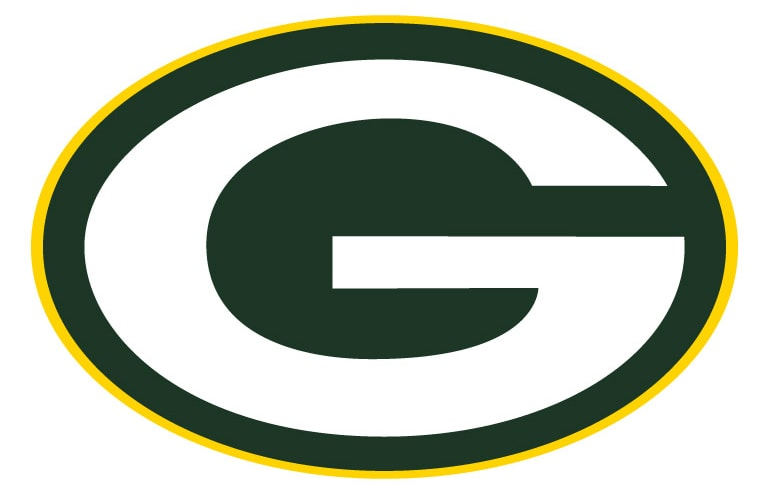 Football team logo - Green Bay Packers