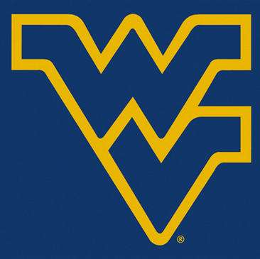 Football team logo - West Virginia