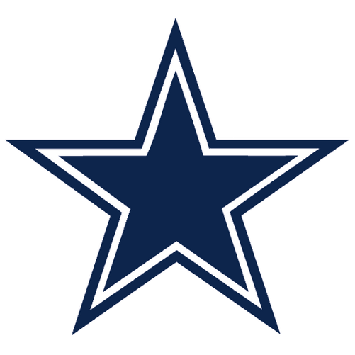 Football team logo - Dallas Cowboys