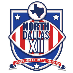 Football team logo - North Dallas XII