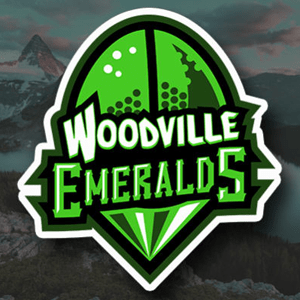 Football team logo - Woodville Emeralds