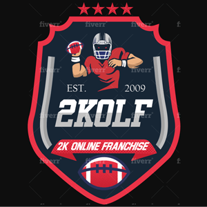 Football team logo - 2KOLF