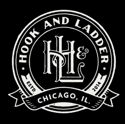 Monogram logo - Hook and Ladder