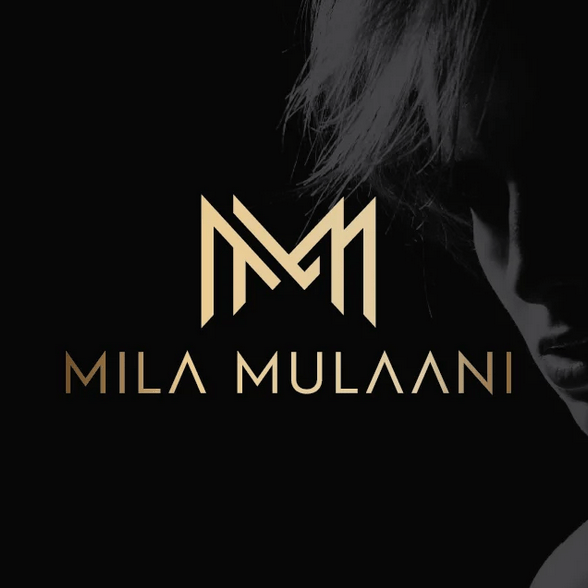 Monogram logo - Mila Mulaani