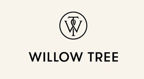 Monogram logo - Willow Tree