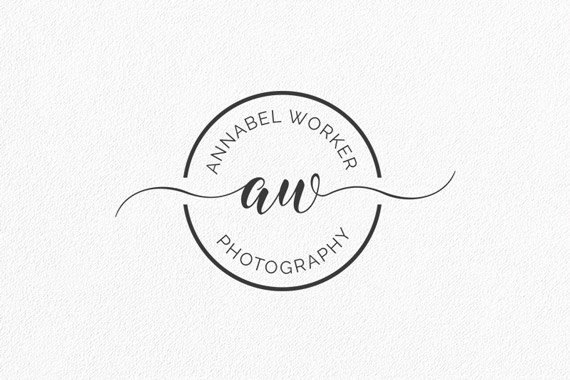 Monogram logo - Annabel Worker