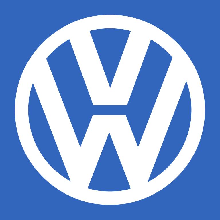 Monogram logo - Volkswagen