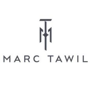 Monogram logo - Marc Tawil