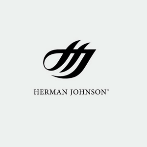 Monogram logo - Herman Johnson