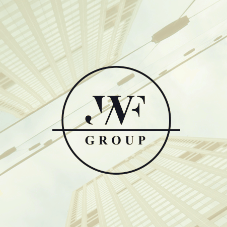 Monogram logo - JWF Group