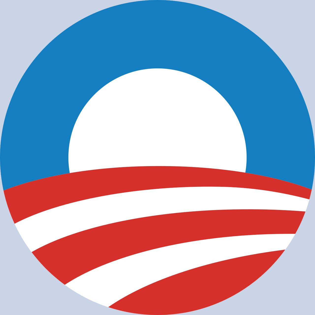 Political campaign logo - Barack Obama